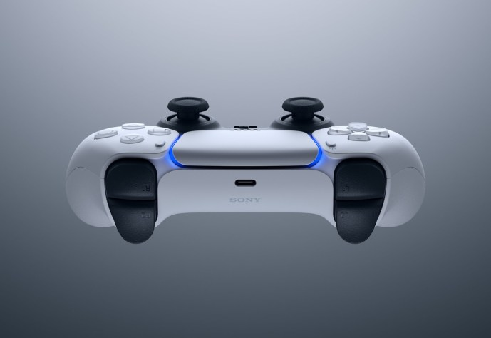 Sony Playstation Dualsense Header
