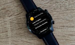 Ticwatch Pro 3 Google Notizen
