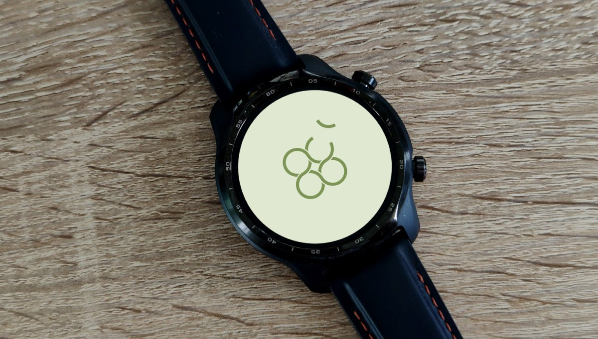Ticwatch Pro 3 Infinity Loop