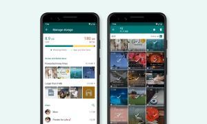 Whatsapp Verbesserte Speicherverwaltung