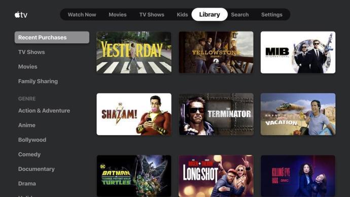 Xbox Apple Tv App1