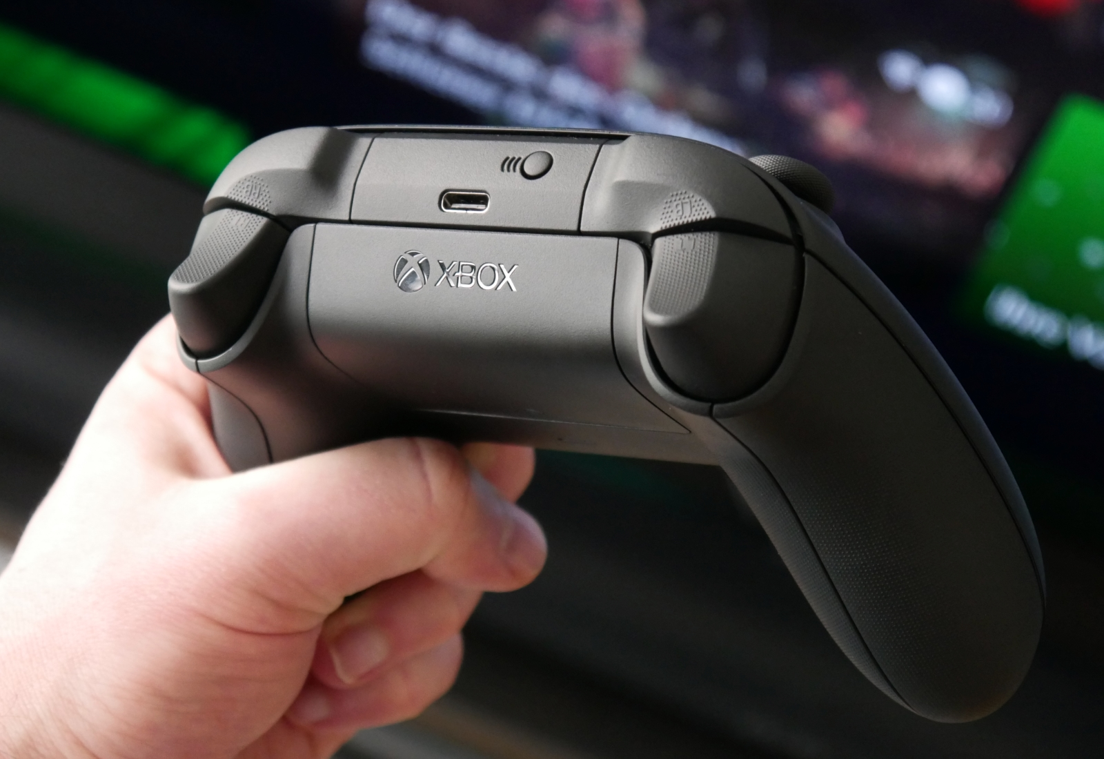 Xbox Series X Controller Detail