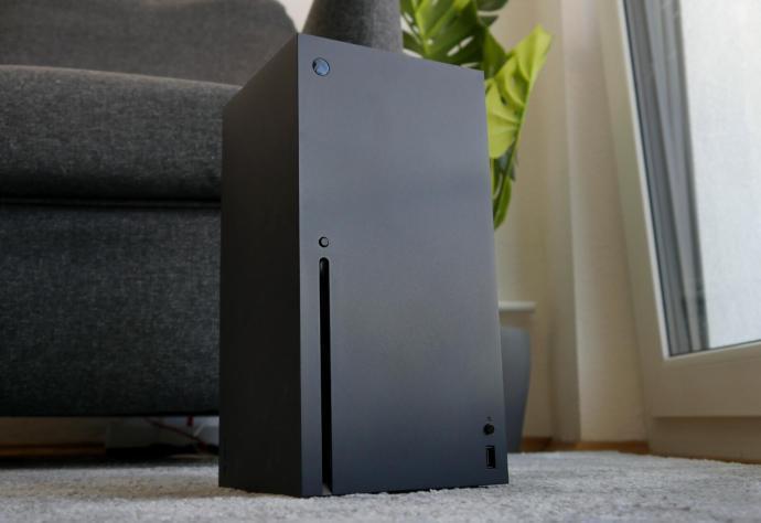 Xbox Series X Konsole1