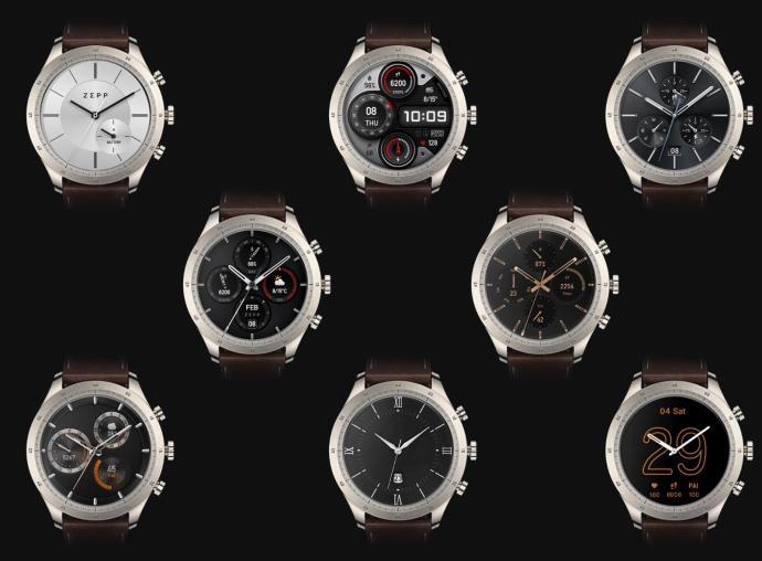 Zepp Z Watchfaces