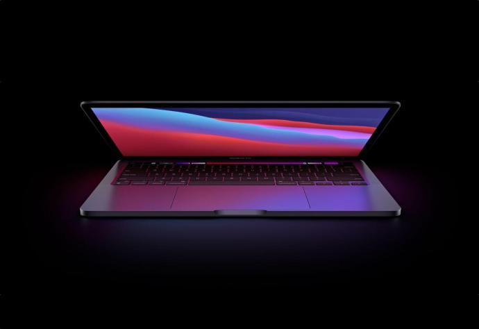 Apple Macbook Pro Header