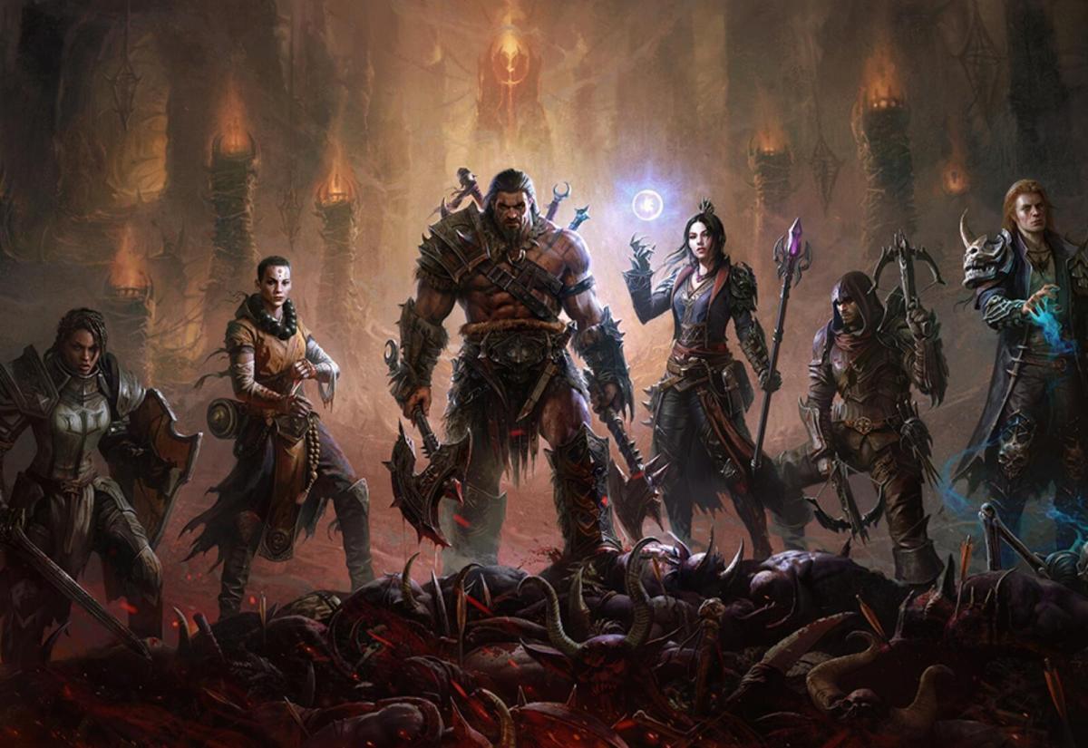 Diablo Immortal Header
