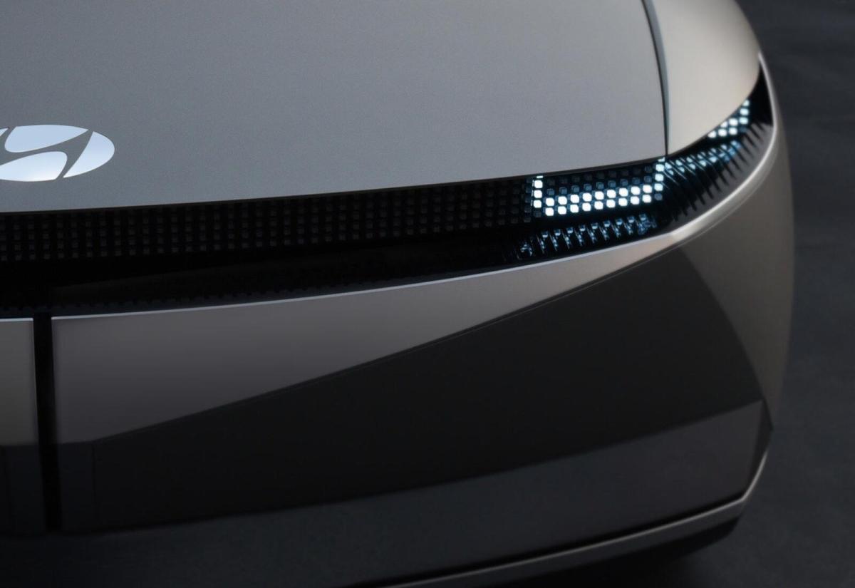 Hyundai Ioniq 5 Detail