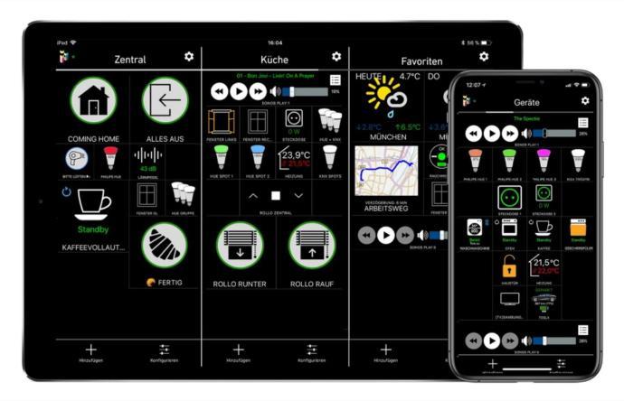 Ihaus Smart Living Plattform Partner