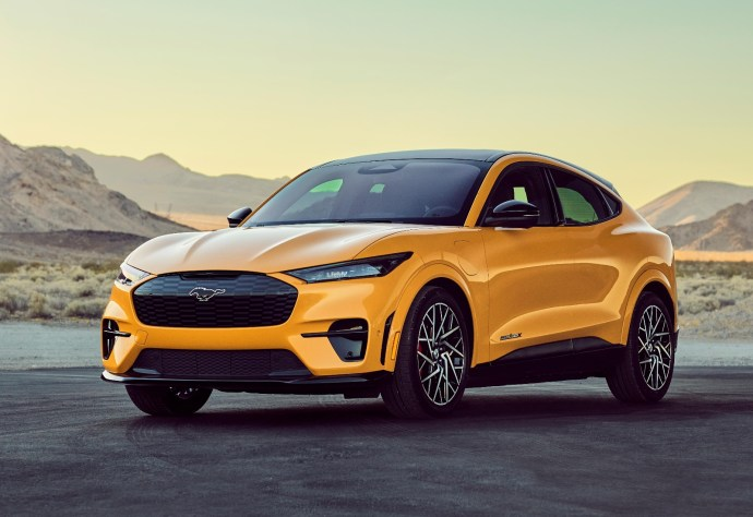 Mustang Mach E Gt Performance Edition Header