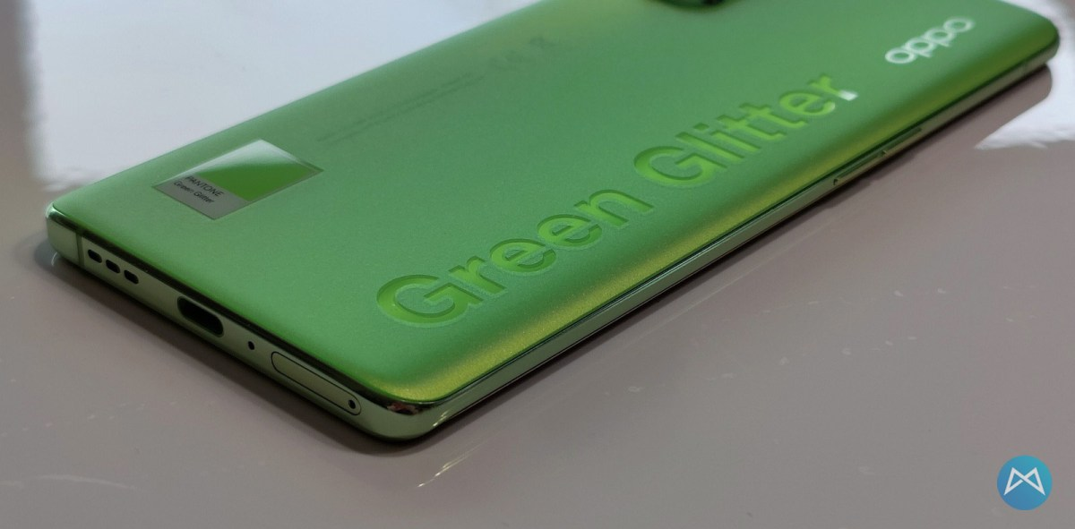Oppo Reno4 Pro 5g Green Glitter (8)