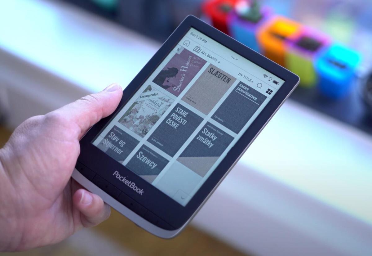 Pocketbook Go Mrmobile Reader