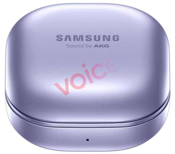 Samsung Galaxy Buds Pro Leak Case