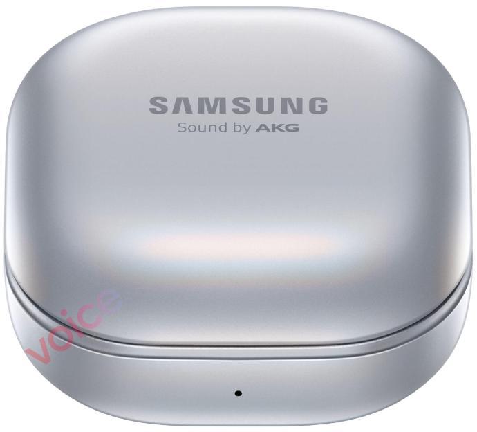 Samsung Galaxy Buds Pro Silber Case
