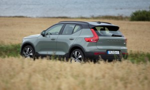 Volvo Xc40 Recharge Back