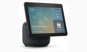 Amazon Echo Show 10 Schwarz