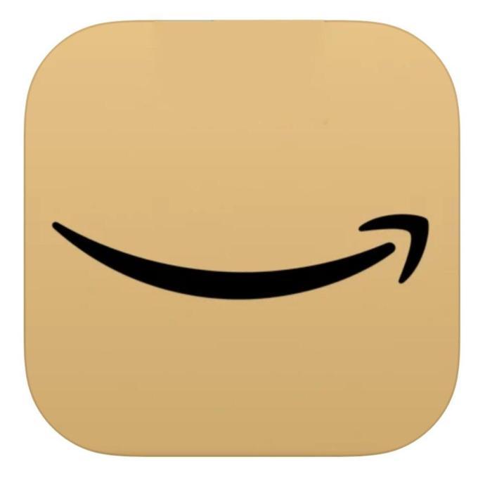 Amazon Icon Mockup