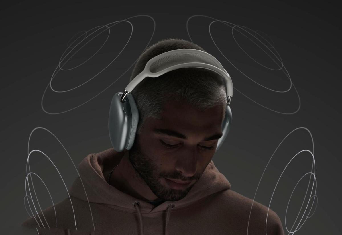Apple Airpods Max 3d Audio