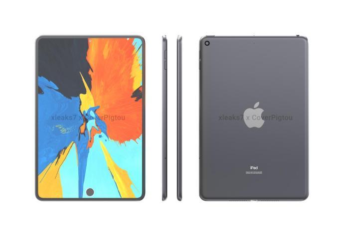Apple Ipad Mini 6 Mockup Fake