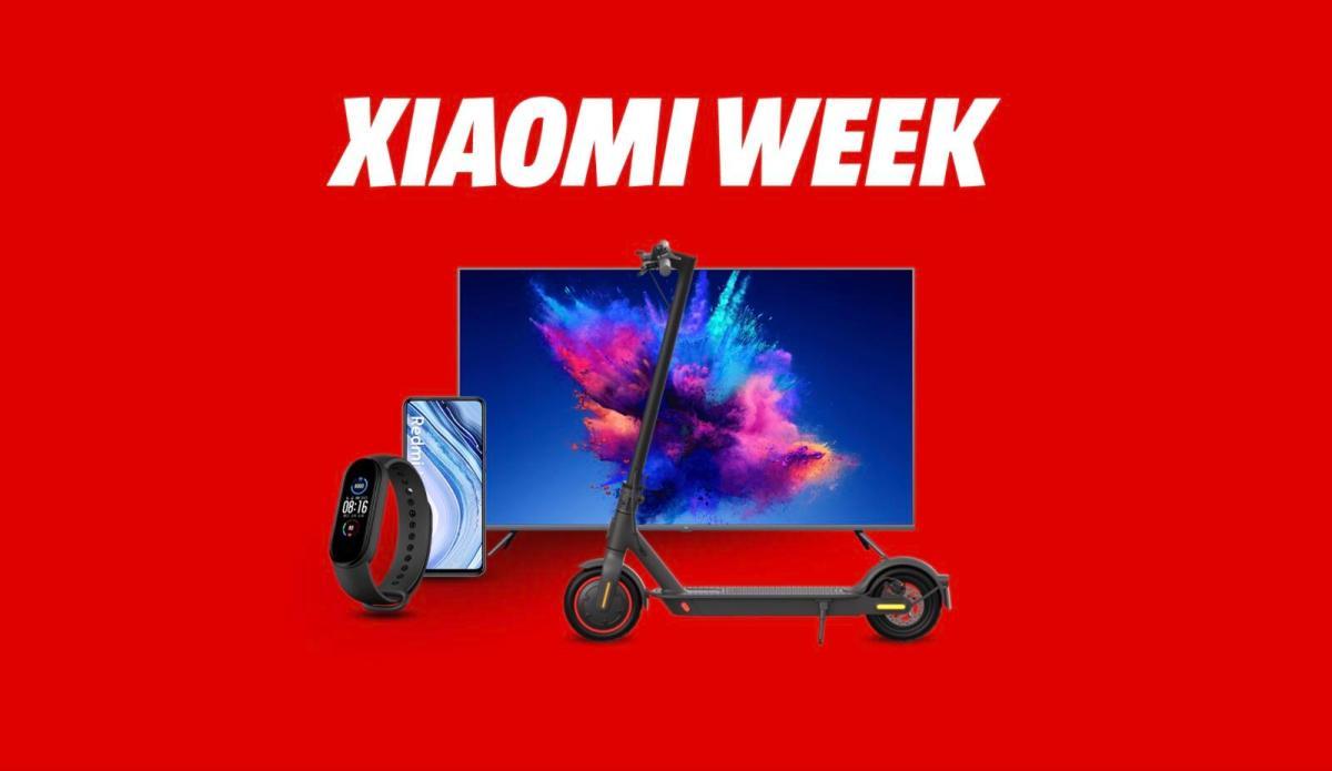 Mediamarkt Xiaomi Week