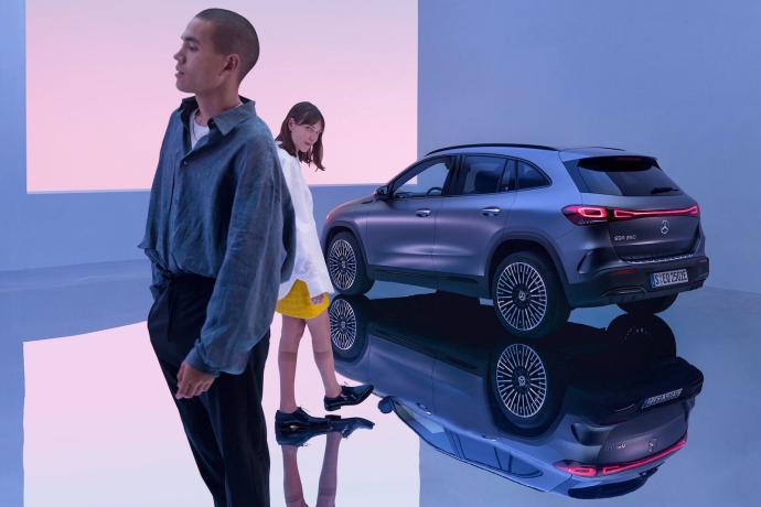 Factsheet: Die Marketingkampagne Zum Neuen Eqa Von Mercedes Eq Factsheet: The Marketing Campaign Of The New Eqa From Mercedes Eq