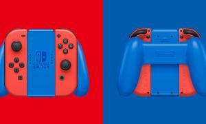 Nintendo Switch Mario Joy Con