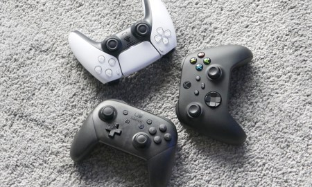 Playstation Xbox Switch Controller