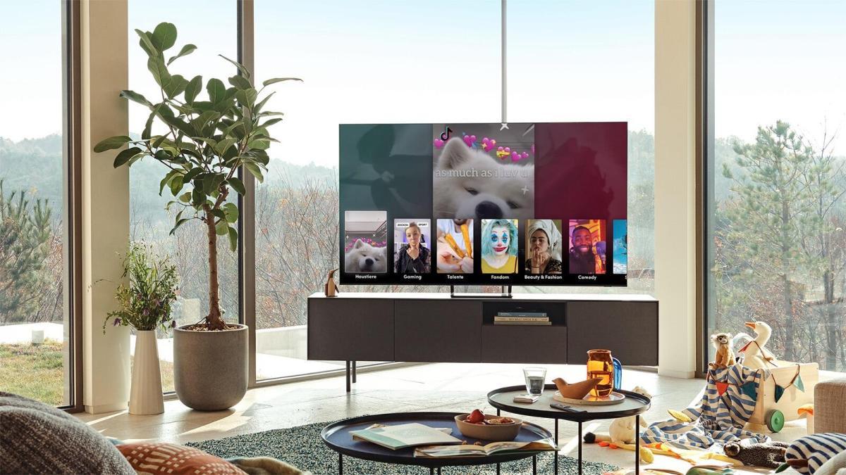 Tiktok On Smart Tv Samsung