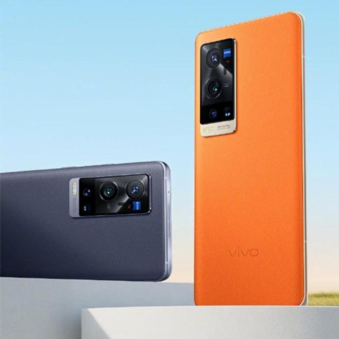 Vivo X60 Pro Plus Back