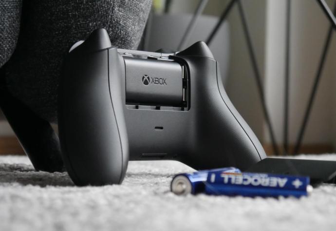 Xbox Series X Controller Akku