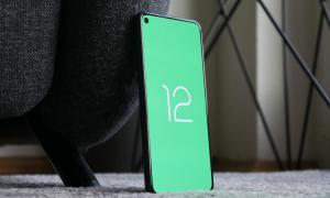Android 12 Google Header
