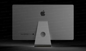 Apple Imac 2021 Konzept Back