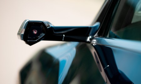 Audi Etron Kamera