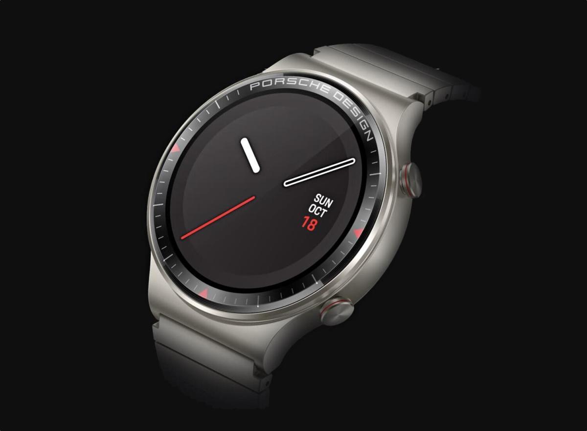 Huawei Watch Header