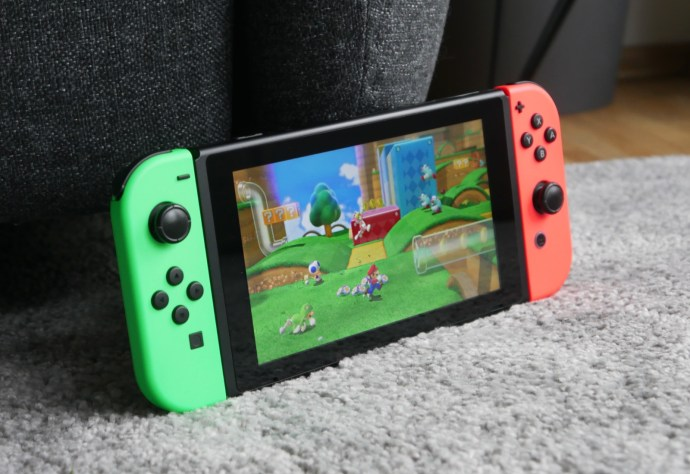 Nintendo Switch Mario 2021 Header