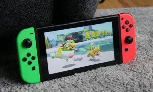 Nintendo Switch Mario Bowsers Fury