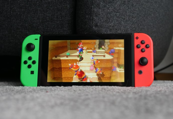 Nintendo Switch Super Mario