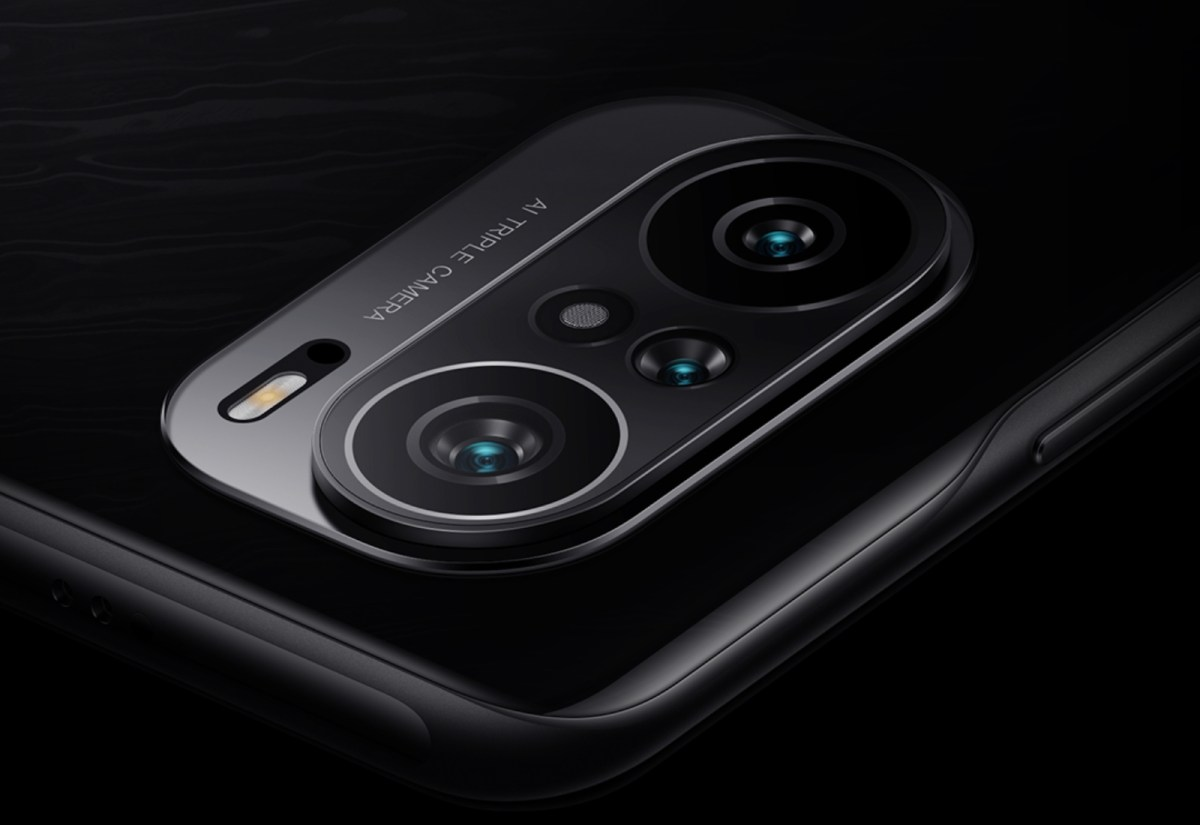 Redmi K40 Xiaomi Kamera Header