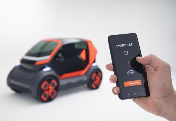 Renault Mobilize App