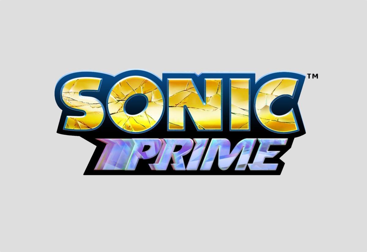Sonic Prime Header
