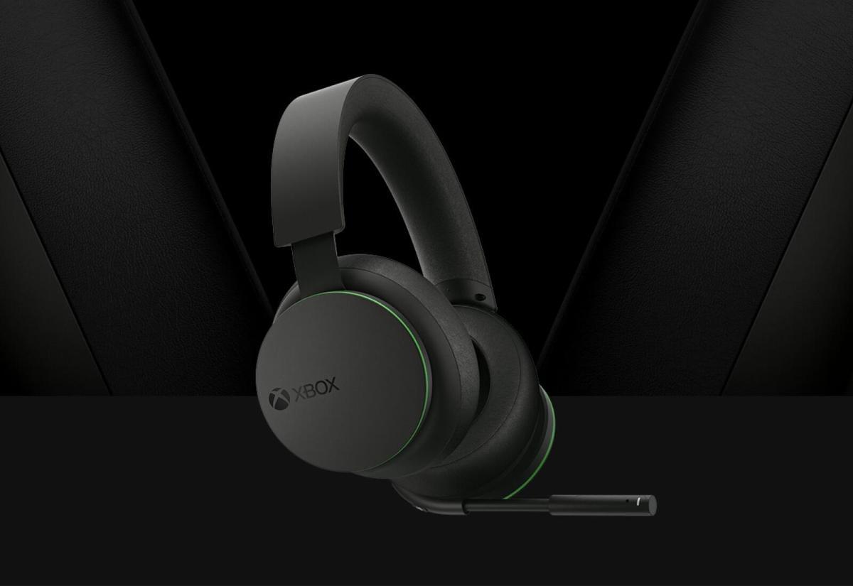 Xbox Wireless Headset Header