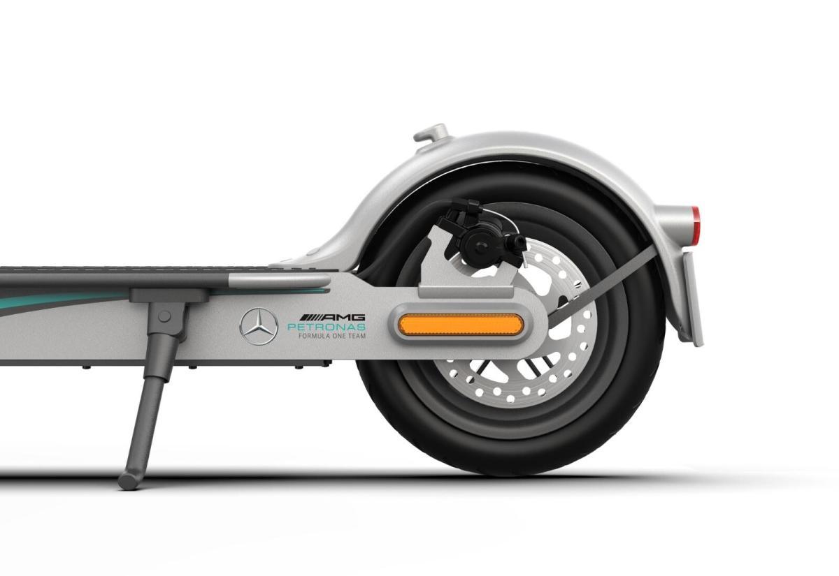 Xiaomi Mi Electric Scooter Pro 2 Mercedes Amg F1 Header