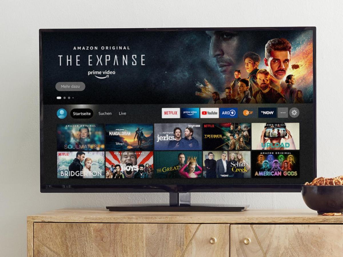 Amazon Fire Tv 2021 Update