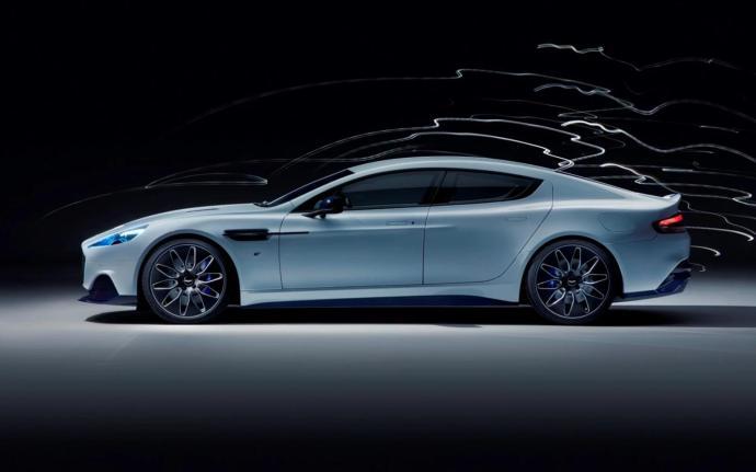 Aston Martin Rapid E Elektro Header