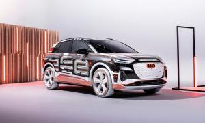Audi Q4 Etron Folie Header