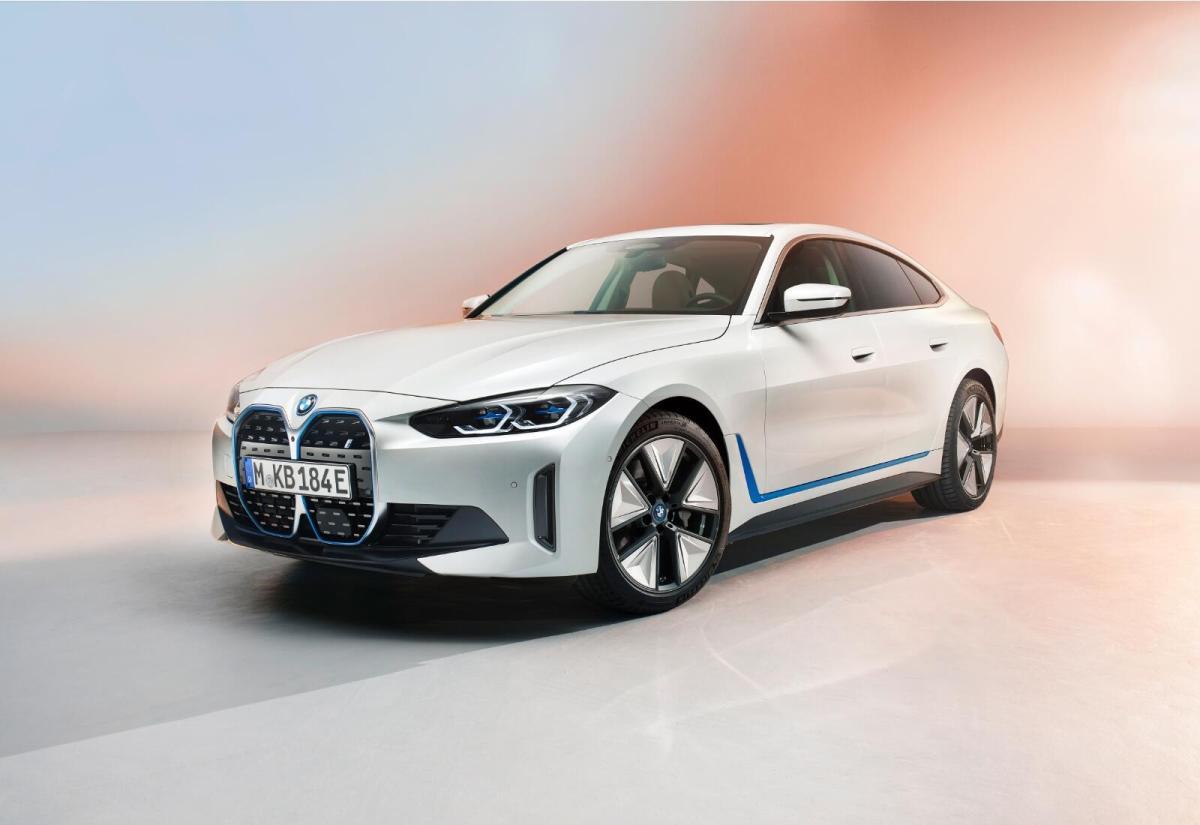 BMW i4: M-Version wird man am Sound von Hans Zimmer erkennen