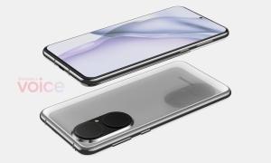 Huawei P50 Render3
