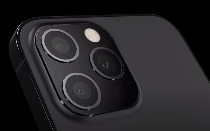 Iphone 12s Pro Schwarz Mockup