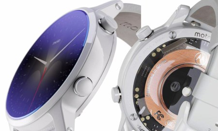 Moto Watch 2021 Leak
