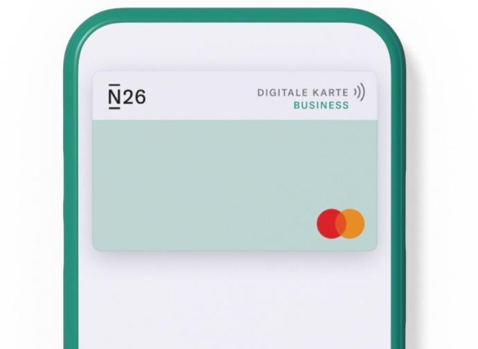 N26 Digitale Karten 2