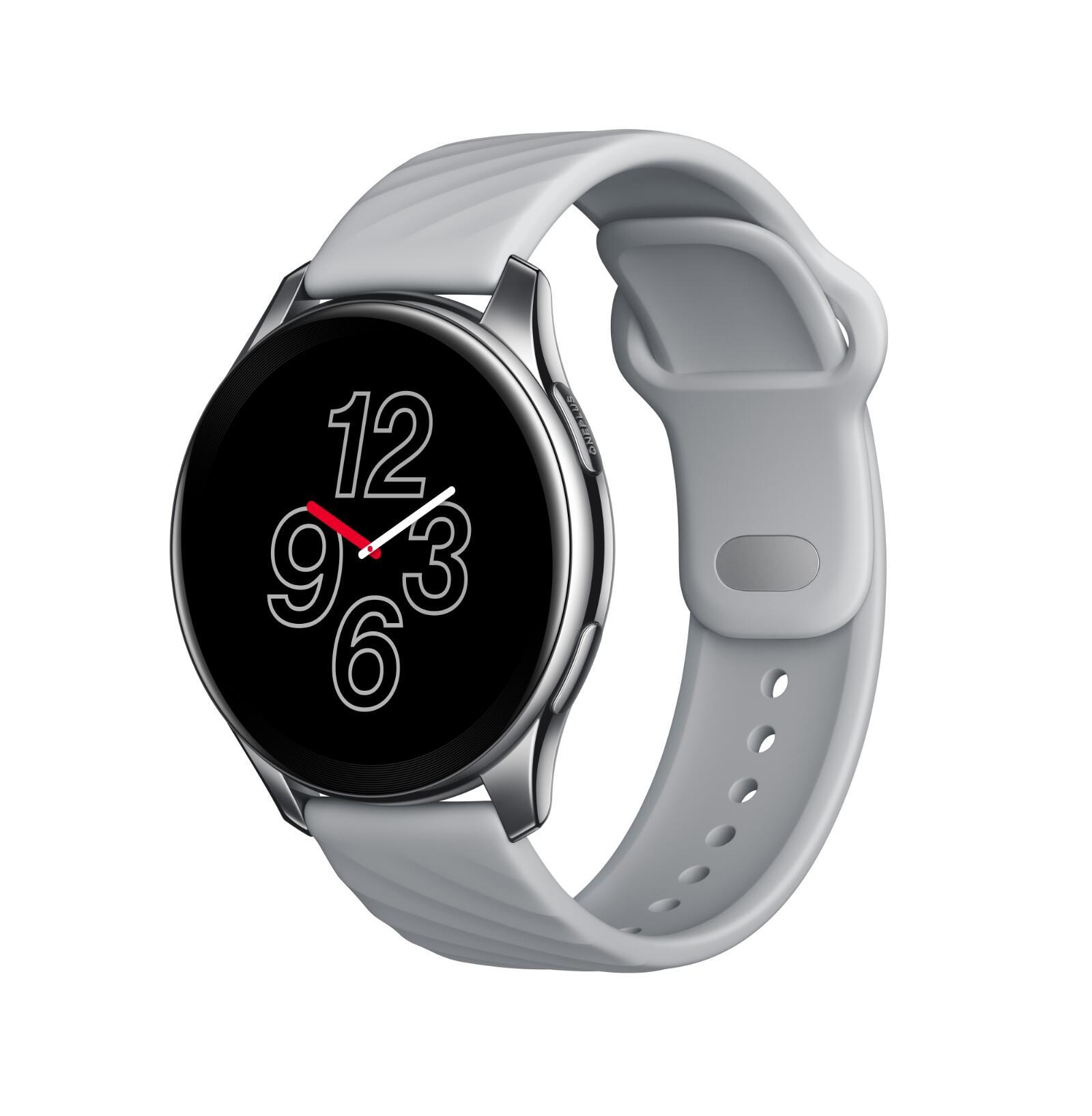 Oneplus Watch Silber